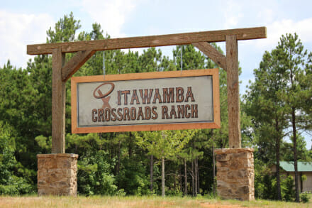 ... A Mother, Had A Dream To Advocate Young People With Special Needs. She  Was Able To Make This Come True By Founding Itawamba Crossroads Ranch.