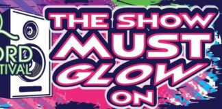 The Show Must Glow On