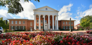 Ole Miss Landscaping
