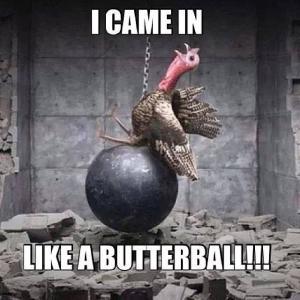 Thanksgiving Turkey Meme the funniest thanksgiving memes of 2016 hottytoddy com