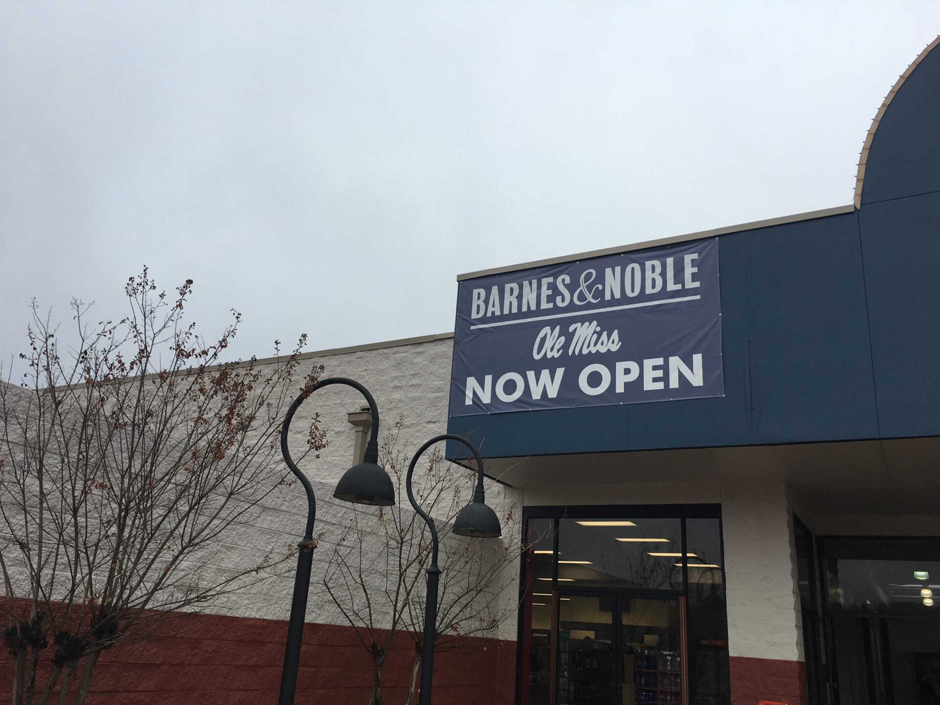 ole miss barnes u0026 noble officially opens at the jackson avenue