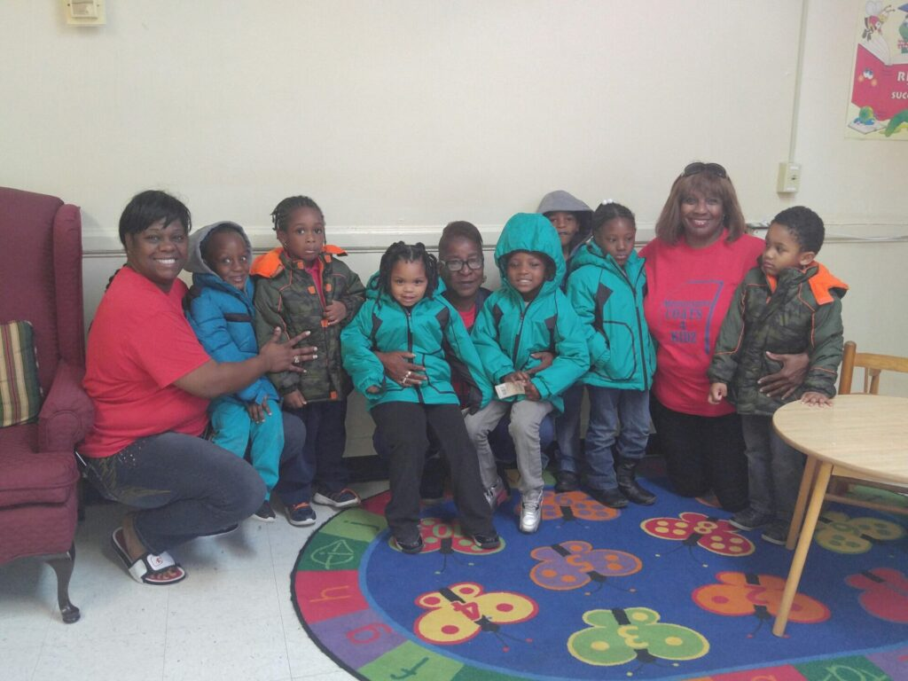 Photo Courtesy of Mississippi Coats 4 Kidz