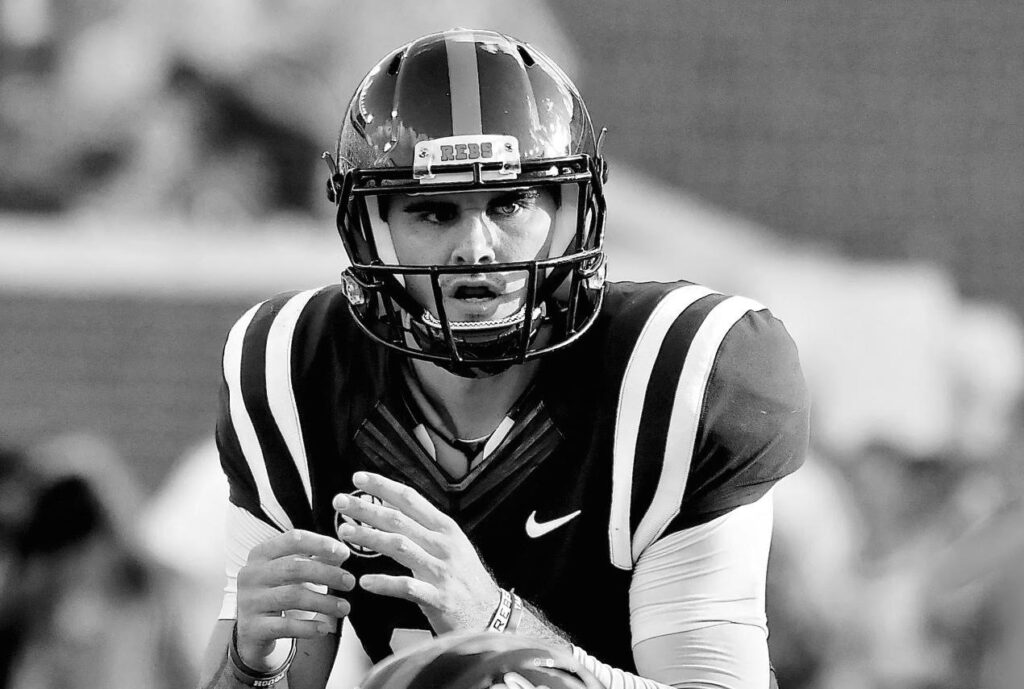 Former Ole Miss QB Chad Kelly Arrested in Colorado