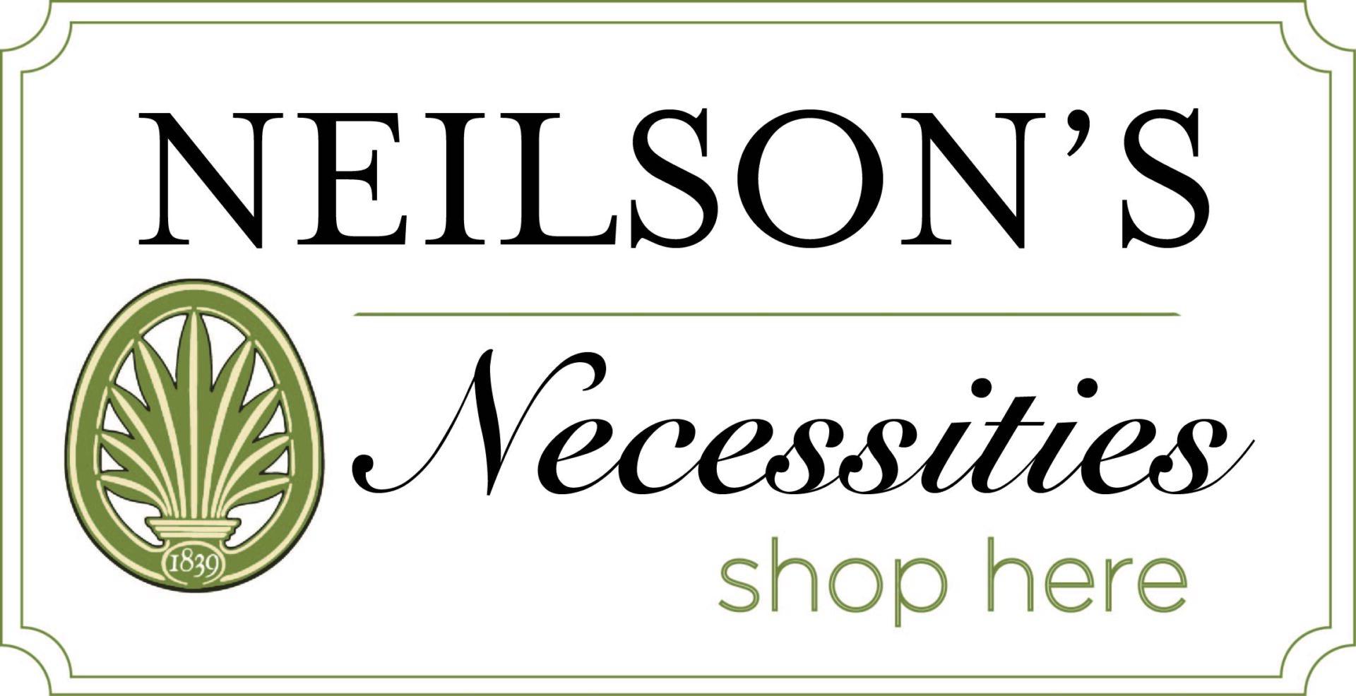 Neilson's necessities