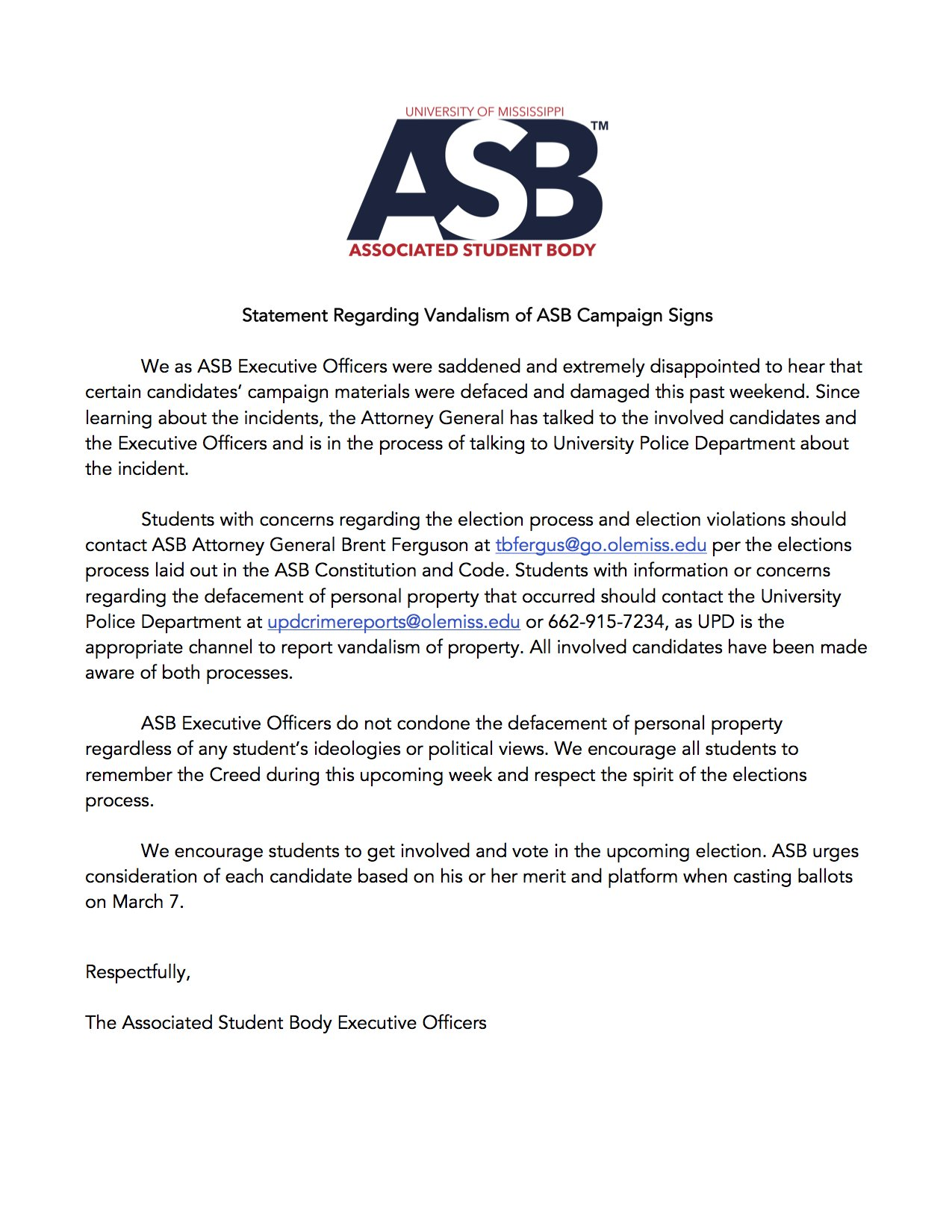 Asb Releases Statement On Campaign Sign Vandalism. Male Gender Signs. Purple Wedding Lettering. Motorcycle Tank Decals. Jackson Ward Murals. Mary Blair Murals. Dean Logo. Batman 1989 Logo. Classical Greek Lettering