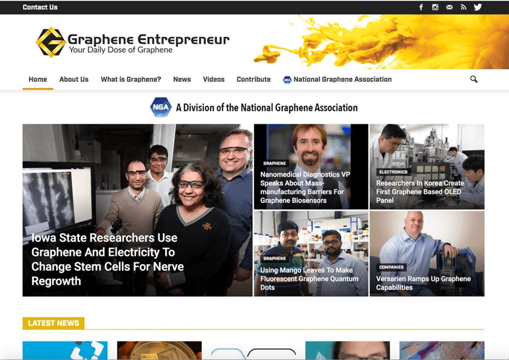 GrapheneEntrepreneur.com