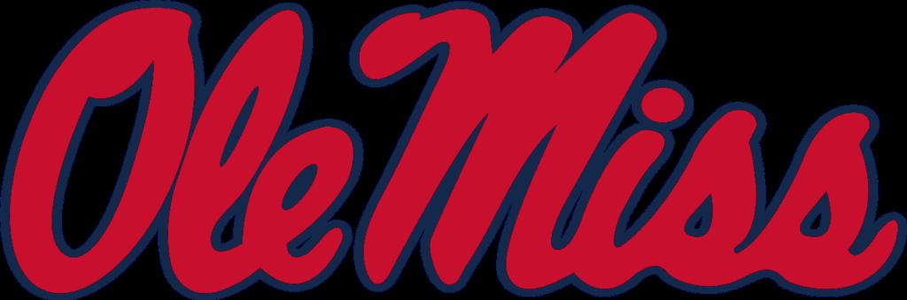 "Ole Miss Logo Signature ""..."