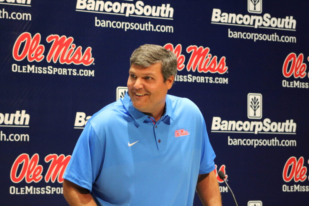 Matt Luke named head coach at Ole Miss