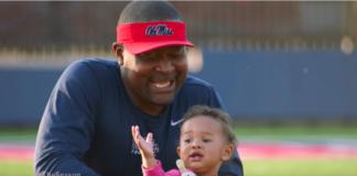 Derrick Nix and daughter