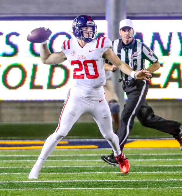 Tom Mars Shares Emails Related To Ole Miss Transfer