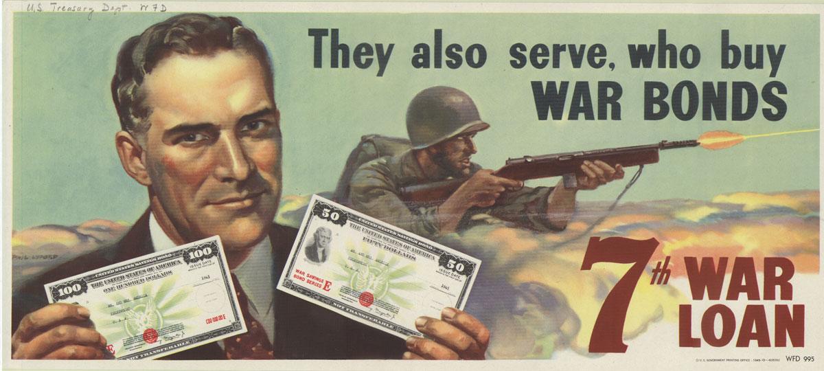 U.S. war bonds