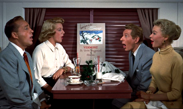 White Christmas 1954.Best Holiday Movies Dreaming Of A White Christmas In