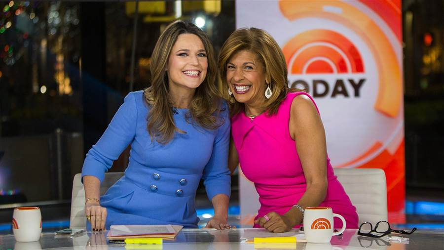 Hoda Kotb Says She's 'Not Making Matt Lauer Money' On 'Today'