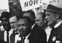 Martin Luther King in D.C.