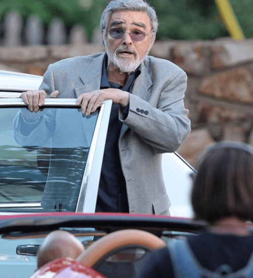 Burt Reynolds in the Last Movie Star