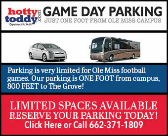 HottyToddy Parking