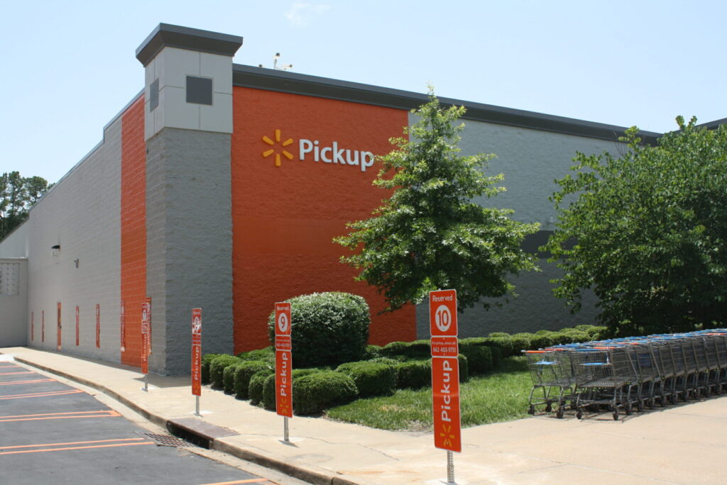 Online Grocery Pickup Coming to Oxford Walmart - HottyToddy com