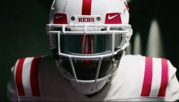 Twitter has Mixed Emotions About Ole Miss  New All-White Uniforms ... dc7138516