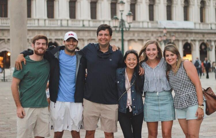 Cru Leader Uses the Bible to Impact Ole Miss Greek Life Community