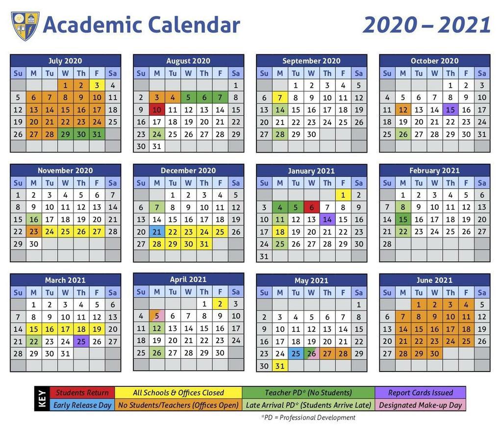 OSD Board Approves Aug. 10 Start Date for 2020-2021 School ...